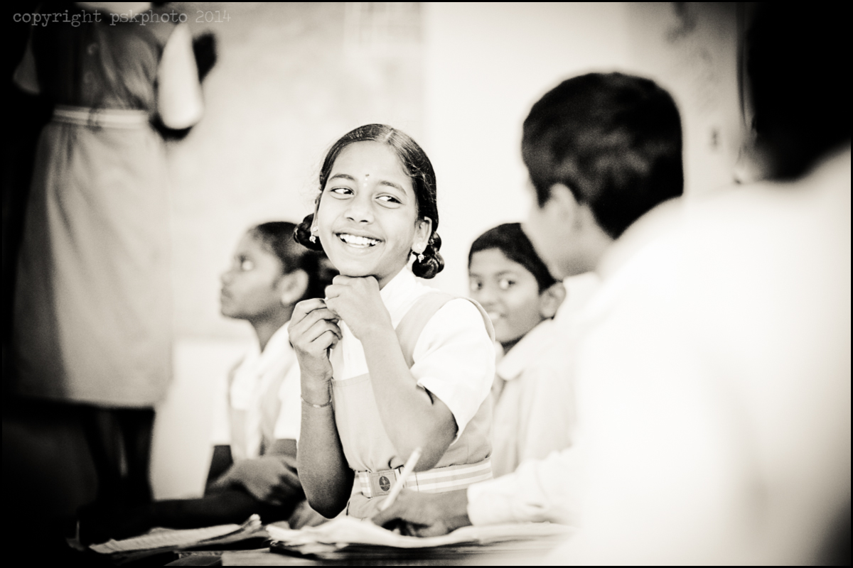 Happy days of learning, MS Foundation School, Hyderabad, 2014